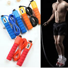 Fitness Accessories Electronic Counting Anti Slip Handle  Skip Rope Jump Ropes image