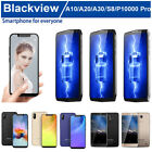 Blackview A10/a20/a30/s8/p10000 Pro Smartphone Android Dual Sim Quad Core Mobile