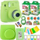 Купить FujiFilm Instax Mini 9 Instant Camera + 40 Fuji Film + Large Accessory Kit