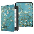 For Amazon Kindle Paperwhite Case 10th 2018 Magnetic Leather Flip Smart Cover