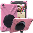 Rotating Hybrid Shockproof Stand Case For Amazon Kindle Fire HD 8 2018 8th Gen