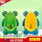 Frog Potty Toilet Children Training Kids Urinal for Boys Pee Trainer Bathroom Iu