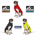Ancol Extreme Weather Blizzard Monsoon Water Resistant Waterproof Dog Puppy Coat