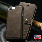 Leather Wallet Magnetic Flip Cover Card Case For iPhone 11 Pro Max 8/7/6s Plus