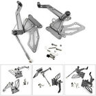 Adjustable CNC Rider Rearsets Footrest Pegs For BMW G310R 2016 2017 2018 BS1