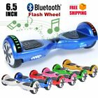 """6.5"""" Off Road Hoverboard Electric Self Balancing Scooter LED Bluetooth - UL2272"""