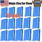 5/10/15/20x Car Clean Clay Bar Detailing Wash Cleaner Sludge Mud Remove Auto US