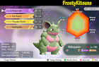 6IV Shiny Nidoking / Nidoqueen Pokemon Let's Go Strategy Guide [LGPE]