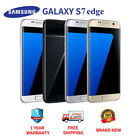 Factory Unlocked Samsung Galaxy S4 S5 S6 S7 edge Smartphone GSM Quad Core Phone