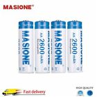 NEW 4/16Pack 1.2V NI-MH AA / AAA Rechargeable Battery 2850mAh + Storage Box US