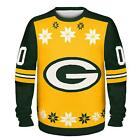 Jersey Sweater Forever Collectibles Green Bay Packers
