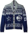Men Cardigan Forever Collectibles Seattle Seahawks