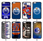 NHL Edmonton Oilers Case For Samsung iPhone iPod Moto LG SONY HTC HUAWEI HONOR $10.95 USD on eBay