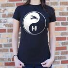 Star Wars | X-Wing TIE Fighter Yin Yang T-Shirt (Ladies) $21.47 CAD on eBay