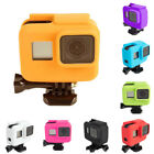 For Gopro Hero  7 6 5 Side Frame Soft Silicone Protective Housing Case Cover