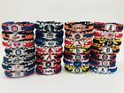 MLB baseball Paracord Bracelet Outdoor Fashion Wrap Wristband Umbrella Rope on Ebay