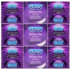 Kyпить Durex Elite Condoms - Like Wearing Nothing ***Sealed Retail Boxes*** 6-12- 24-48 на еВаy.соm
