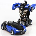 Robot Car Transformers Kids Toys Toddler Vehicle Cool Toy For Boys Xmas Gift