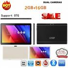 16gb 10 Inch Hd Wifi 3g Phone Phablet 10.1'' Tablet Pc Android 6.0 Octa Core Lot