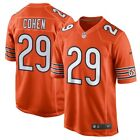 Med, BRAND NEW stitched Mitchell Trubisky Chicago Bears Orange Men's Jersey, M on eBay