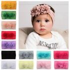 Внешний вид - Baby Newborn Toddler Kids Girls Flower Headband Hair Band Chic Hair Accessories