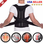 Kyпить Back Posture Corrector Shoulder Corrector Support Brace Belt Therapy Men Women на еВаy.соm