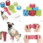 Eco-Fused Self Adhering Bandage - Injury Wrap Tape Pets (Dogs Cats Horses) - Pac