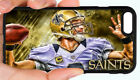 DREW BREES NEW ORLEANS SAINTS CASE FOR iPHONE XS MAX XR X 8 7 6S 6 PLUS 5S 5C 4 $14.88 USD on eBay