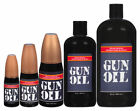 Gun Oil H2O Silicone Based Personal Sex Lubricant - Choose Size