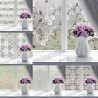 1 Roll 2m Frosted Privacy Frost Home Bedroom Bathroom Glass Window Film Sticker