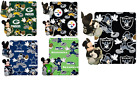 NFL 40'' x 50'' Mickey Mouse Uniform Hugger Plush Blanket on eBay