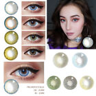 Внешний вид - Natural Sexy Glass Contact Lens Women Party Eye Beauty Makeup Eyewear Lot