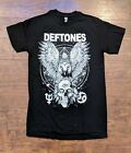 NEW DEFTONES NECROMANCER OWL T SHIRT