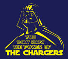 Darth Vader San Diego Chargers shirt Star Wars t-shirt Rivers Gordon Allen Bosa $20.0 USD on eBay