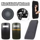 Внешний вид - Military Tactical Anti-Riot Law Enforcement Police Arm Shield Helmet Protection