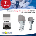 Oceansouth Outboard Motor Half / Storage Cover for Honda image