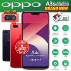 new sealed factory unlocked oppo a3s red purple 16gb dual sim android phone