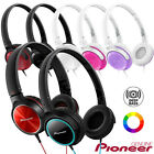 Pioneer Headphones Fully Enclosed Dynamic Powerful Bass Sound BRAND NEW Retail