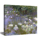 Claude Monet Classic Paintings Series HD Canvas Print Wall Decor Multi Sizes #2