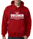 "Alexander Ovechkin Washington Capitals ""Make Washington Great"" HOODED SWEATSHIRT $17.99 USD on eBay"