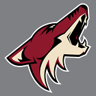 Phoenix Coyotes Vinyl Sticker / Decal * NHL* Western * Pacific * Hockey * AZ * $8.00 USD on eBay