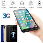 "Af19 6"" Large Screen Android Phone 4gb Quad Core 3g 2sim Smartphone Face Gps"