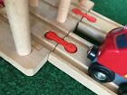 TrainLab Dog Bone Wood Train Track Connector Adapter BRIO IKEA Thomas 6pc