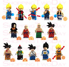 DRAGON BALL Z ANIME VIDEO GAMES LEGO MOC CUSTOM MINIFIGURE TOYS BLOCKS BRICKS
