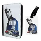 Film Poster The Italian Job Kofferanhänger & / oder Passport Halter - T1208