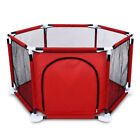 Raised Net Yarn Hexagonal Play Fence Playyard Kids Children Funny Ball Pool