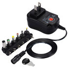 Universal Adjustable AC/DC Power adapter 5V 6V 9V 12V Power Supply Plug Charger