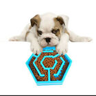 Puppy Dog Slow Down Eating Feeder Dish Pet Dog Cat Feeding Food Bowl Feeder US