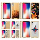 For Apple iPhone XS Max Slim Fitted Flexible TPU Case Shock Bumper Gold