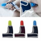 Baby Finger Guard Stop Thumb Sucking Wrist Band Infant Nursing Mittens Teether